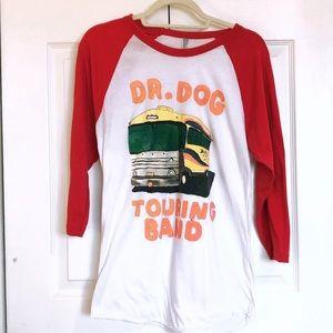 Tops - NWOT Dr. Dog band tee